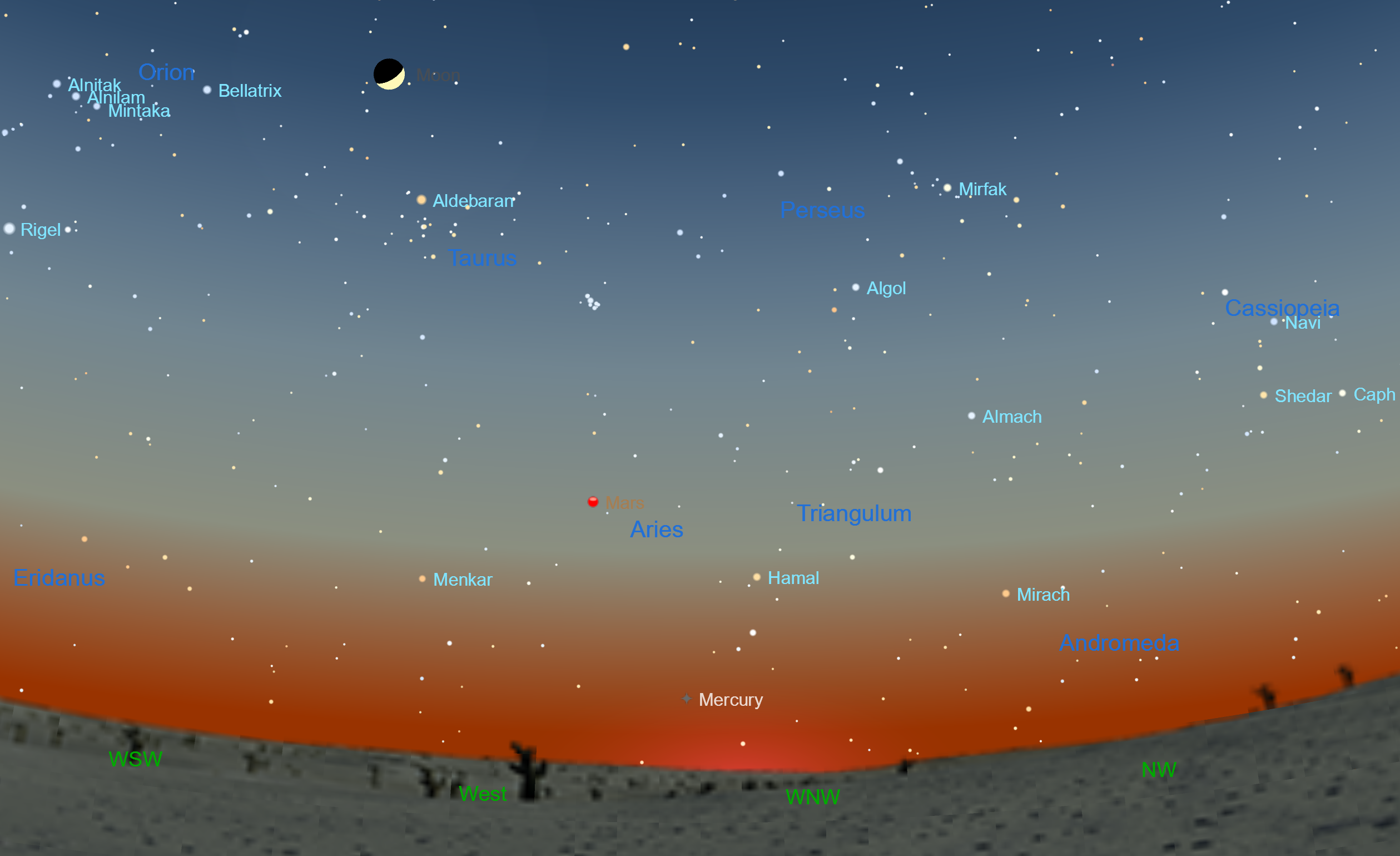 The Sky This Month – April 2017 – Cosmic Pursuits
